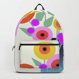 Floral Potpourri Backpack