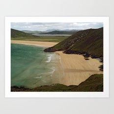 Rossan Bay Art Print
