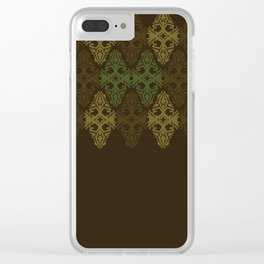 PAHLAWAN BUMI Clear iPhone Case