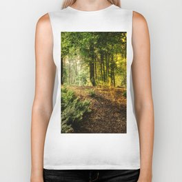 Into the woods Biker Tank