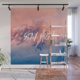 Stay Rocky Mountain High Wall Mural