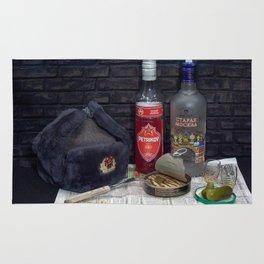 Memories of USSR Rug