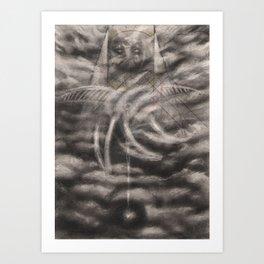 GHOST 20 Art Print