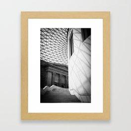 British Museum Framed Art Print