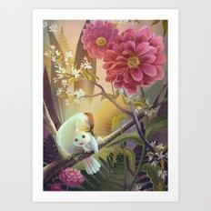 April grace Art Print