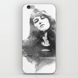 Martha Argerich iPhone Skin