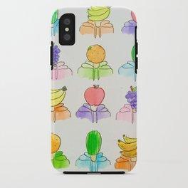 Melon Head iPhone Case