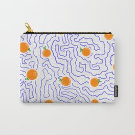 orangies, but vibing Carry-All Pouch