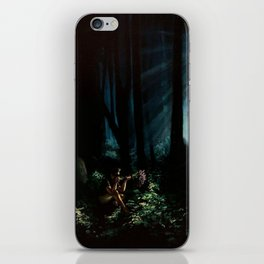Untitled no. 1 iPhone Skin
