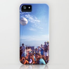 Music Festival iPhone Case