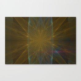 Unsaved Parallel Universi Canvas Print