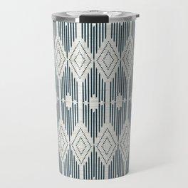 West End - Linen Travel Mug