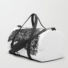 Gilley the Hedgehog Duffle Bag