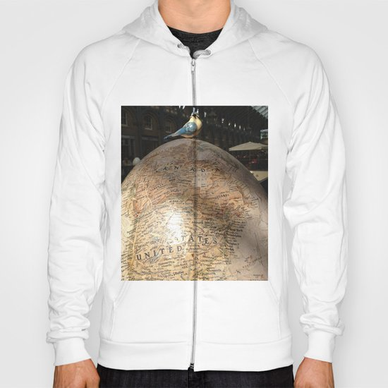 sMall wOrLd Hoody