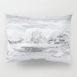 Minty bubble gum Pillow Sham