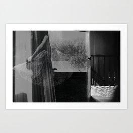whispers. Art Print