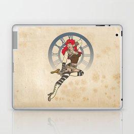 Clockwork Cutie Laptop & iPad Skin