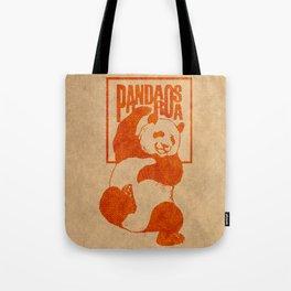 Pandarosa Summer Showcase 2011 Tote Bag