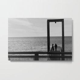 Valparaiso / Cityscape Photography Metal Print