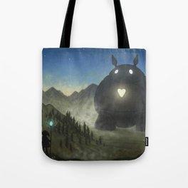 Mech-Toro Tote Bag