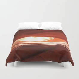 Dragon's Eye Duvet Cover