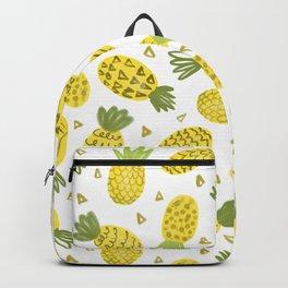 Pineapple Repeat Backpack