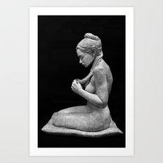 RK Sculpture2 Art Print