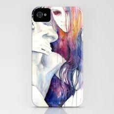wakeful iPhone (4, 4s) Slim Case