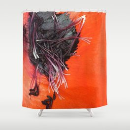 Mohn Shower Curtain