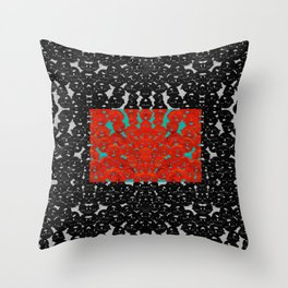 Kaogami Throw Pillow