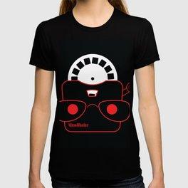 Retro view finder toy T-shirt
