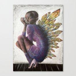 Crystal Fairy Canvas Print