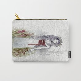 The Empty Live There/Carrion Flowers Carry-All Pouch