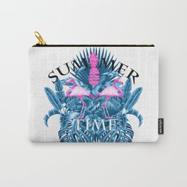 summer time tropical  Carry-All Pouch