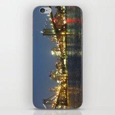 Brooklyn Lights iPhone & iPod Skin