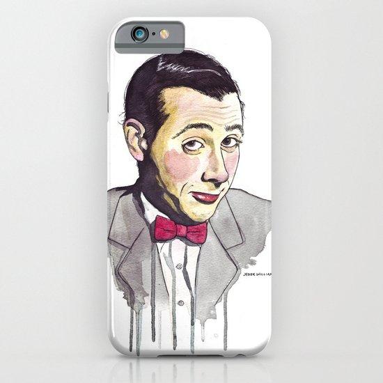Pee Wee iPhone & iPod Case