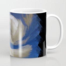 """Restless Love Clouds"" Coffee Mug"