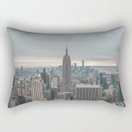 Empire State Building Rectangular Pillow