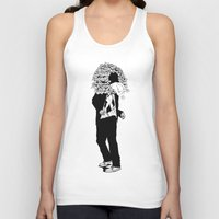 home sweet home Tank Tops featuring home sweet home 01 by Tom Kitchen