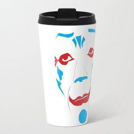 Laugh Clown Laugh Travel Mug