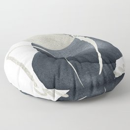 Abstract Mind Floor Pillow