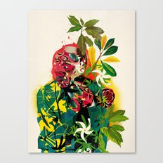 Human Nature 01 Canvas Print
