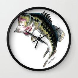 Mr Bass Wall Clock