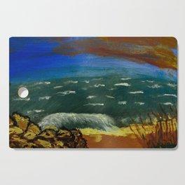 Rocky Beach Cutting Board