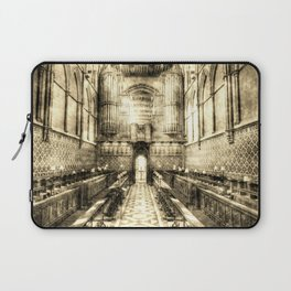 Rochester Cathedral Vintage Laptop Sleeve