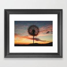 Just Dandy - Landscape Framed Art Print