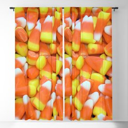 Candy Corn Blackout Curtain