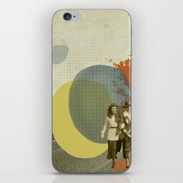 Long way from home iPhone Skin