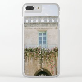 Church of Saint Anne's Gardens - Holy Land Fine Art Photography Clear iPhone Case