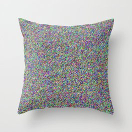 Every Color 126 Throw Pillow